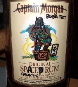 Boba Fett Rum